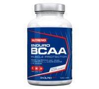 Enduro BCAA 120caps Nutrend
