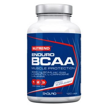 Enduro BCAA 120caps Nutrend