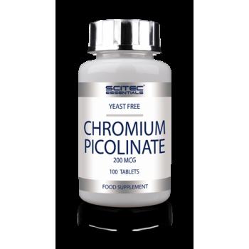 Chromium Picolinate 100tabl Scitec