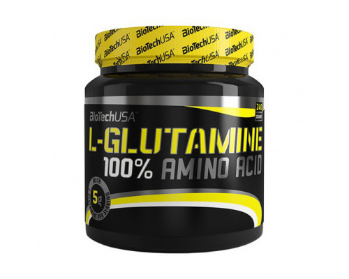 L-Glutamine 240 г BioTech