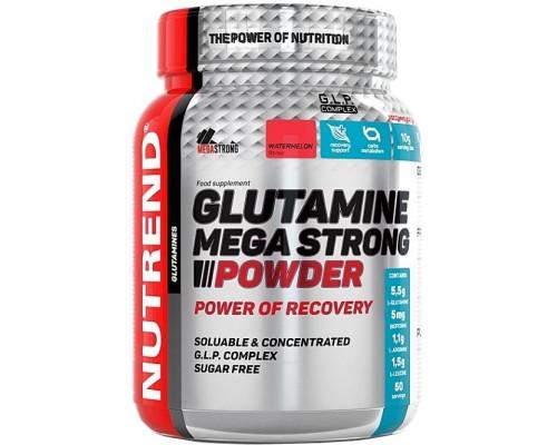 Glutamine Mega Strong 500г Nutrend