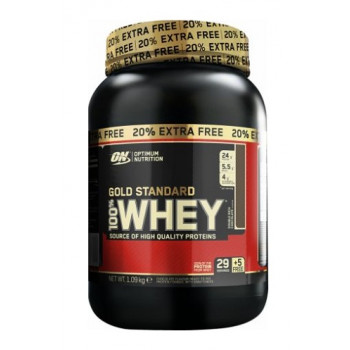 100% Whey protein Gold standart 1090г ON