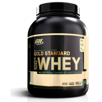 100% Whey Gold Standard Natural 2180г ON