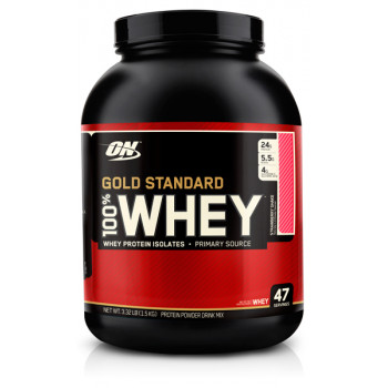100% Whey protein Gold standart 1500г ON
