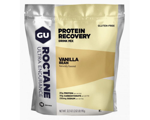 GU Roctane Protein Drink Mix 915g