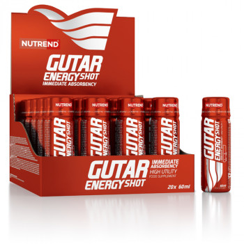 Gutar Energy shot 60мл Nutrend