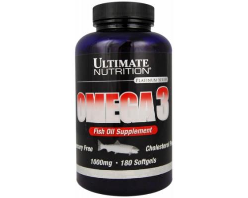 Omega 3 Softgels 180caps  Ultimate
