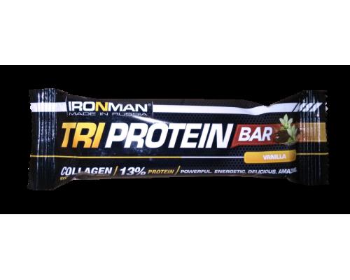 TRI Protein Bar 50г IRONMAN