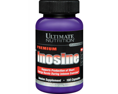 Inosine 500mg 100 caps Ultimate