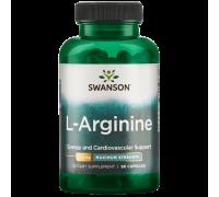 L-Arginine Maximum Strenght 850 mg 90 tabs Swanson