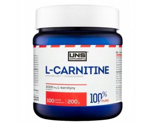 L- CARNITINE 200g Pure UNS