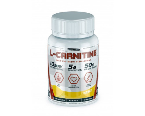 L-carnitine 50g King protein
