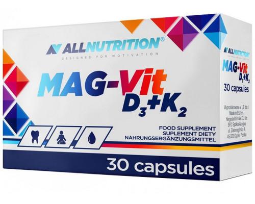MAG-Vit D3+K2 30caps ALL Nutrition