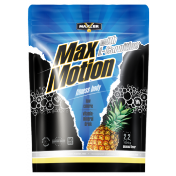 Max Motion with L-Carnitine 1kg пакет Maxler