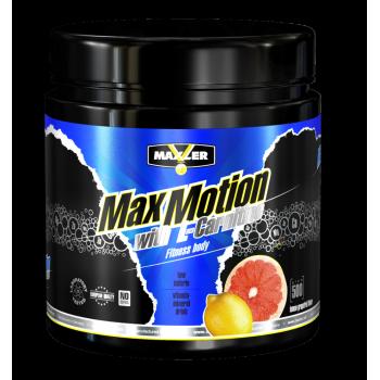 Max Motion with L-Carnitine 500g Maxler