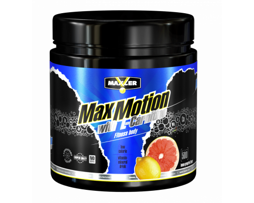 Max Motion with L-Carnitine 500g Maxler