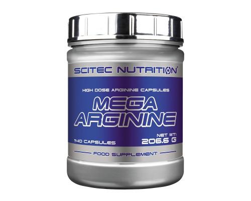 Mega Arginine 140caps Scitec