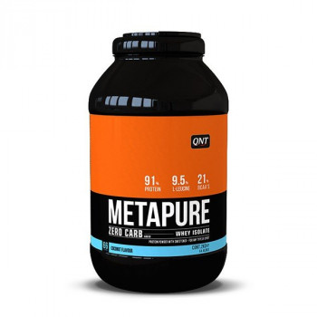 METAPURE Zero Carb Isolate 2000 g QNT