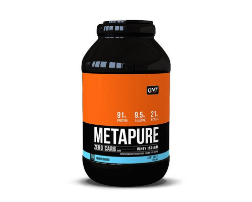 METAPURE Zero Carb Isolate 2000 g QNT