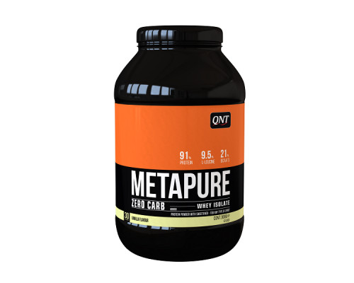 METAPURE Zero Carb Isolate 1000 g QNT