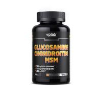 Glucosamine Chondroitine MSM 180tab VPlab