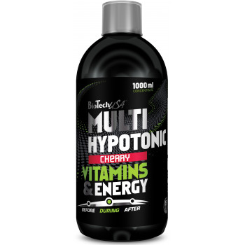MULTI HYPOTONIC DRINK 1000ml, BioTech