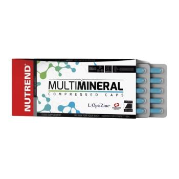 Multimineral 60 капс Nutrend