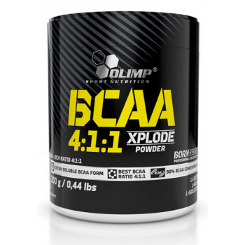 BCAA 4:1:1 Xplode powder 200г Olimp