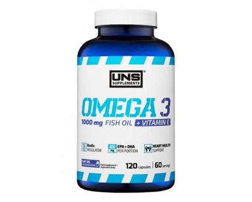Omega 3 120caps UNS