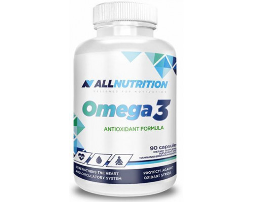 Omega 3 90caps All Nutrition