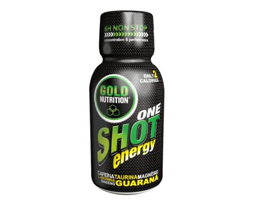One Shot Energy 60ml GoldNutrition
