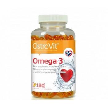 Omega 3 180caps OstroVit