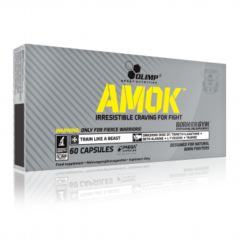 Amok Power Caps® 60 caps Olimp