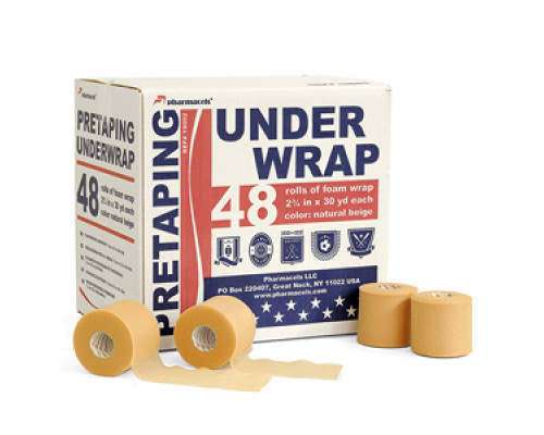 19002 UnderWrap pharmacels, (6,9cm*27,4m),  1/48