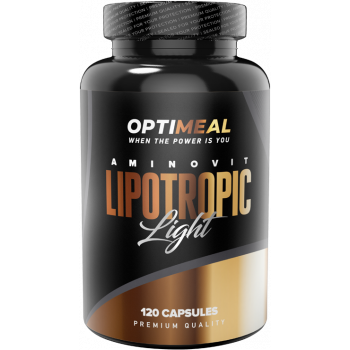 Lipotropic light 620 мг 120капс OptiMeal