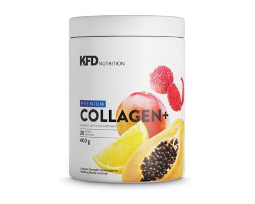 Collagen Plus 400г KFD