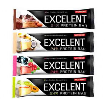 Excelent Protein Bar 85g Nutrend