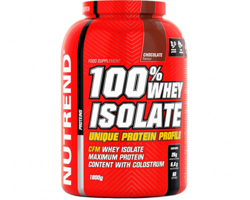 Whey Isolate 1800g Nutrend