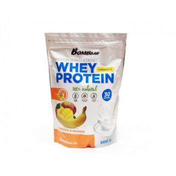 Whey Protein 900г BombBar