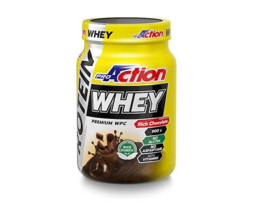 Whey Protein 900г ProAction