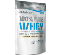100% Pure Whey bag 1000g Biotech USA