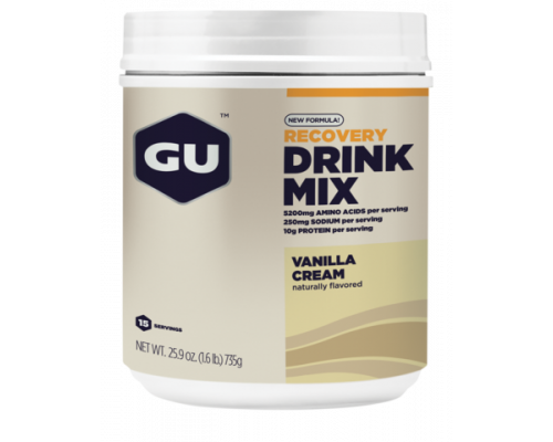 GU RECOVERY DRINK MIX 15 порций