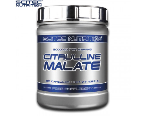 Citrulline Malate 90caps Scitec Nutrition