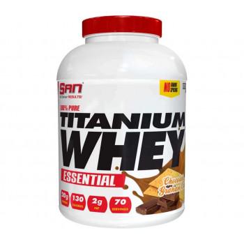 100% Pure Titanium Whey 2270г SAN