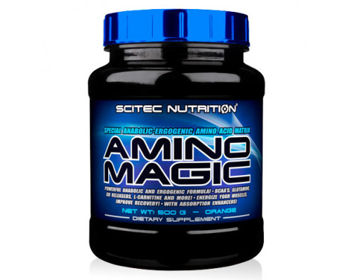 Amino Magic 500г Scitec