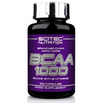 BCAA 1000 100caps Scitec