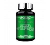 Mega Daily One Plus 60caps Scitec