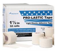 12075 PRO-LASTIC Tape, pharmacels, легкий,эластичный, ZnO, (5,0см* 6,9м), белый,1/24