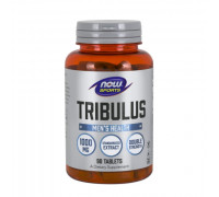 Tribulus 1000mg 90 таб NOW