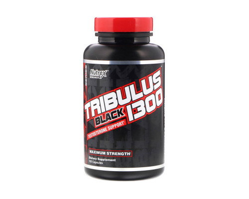 Tribulus Black 1300mg 120caps Nutrex